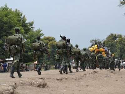 RDC : Des troupes de l'armée burundaise quittent Uvira