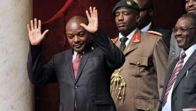 Révolte burkinabè: la société civile burundaise prévient Nkurunziza