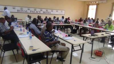 Formation des leaders des partis politiques