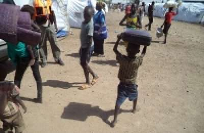 Un réfugié Burundais grièvement blessé dans un camp au Kenya