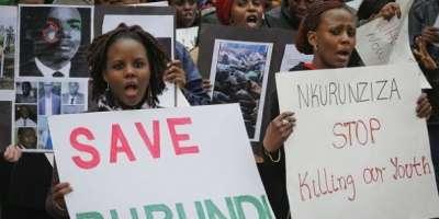 Burundi : l'ONU met en garde contre le risque de génocide