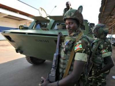 Un soldat burundais de l'ONU tué par un de ses compatriotes.