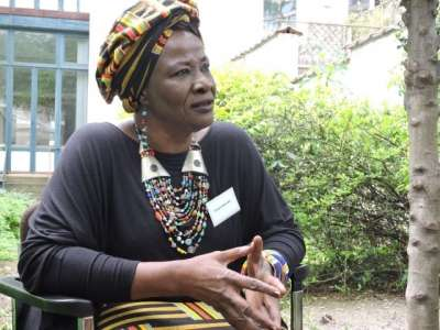 Aminata Traoré: «On a mondialisé l'injustice, le désespoir et le mépris»