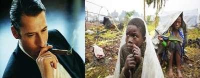 La nausée devant le rapport 2015 d'Oxfam.