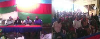 Bujumbura : Inama ya CNDD muri komine Bwiza.