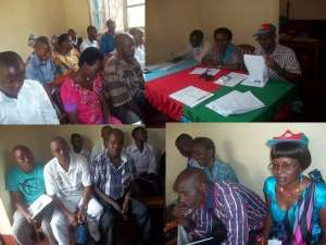 Message de soutien à l'Honorable Léonard Nyangoma pour son élection à la présidence du CNARED