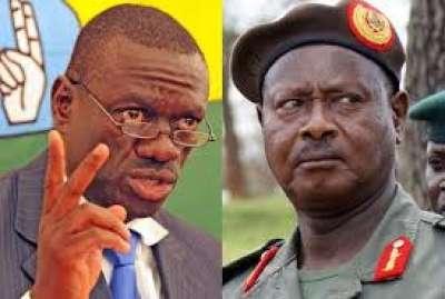 Derniers meetings de campagne à Kampala pour l'élection présidentielle.
