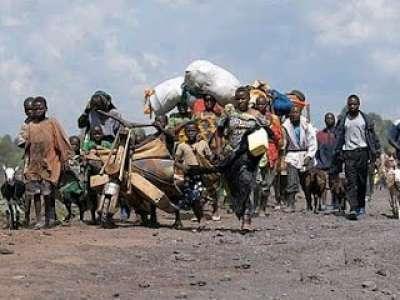 Sud-Kivu: plus de 500 ménages fuient le combat entre l'armée burundaise et les rebelles FNL