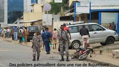 Burundi: l'armée à son tour prise pour cible.