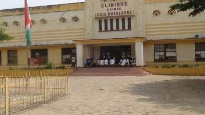 Bujumbura: Grève du personnel de la Clinique Prince Louis RWAGASORE