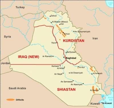 L'Irak : Une longue et douloureuse agonie d'une nation.
