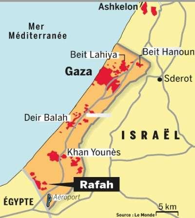 L'ONU a lancé une enquête sur d'éventuels crimes de guerre d'Israël à Gaza
