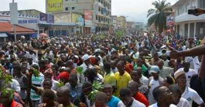 Les habitants du Burundi sont les moins heureux au monde en 2016
