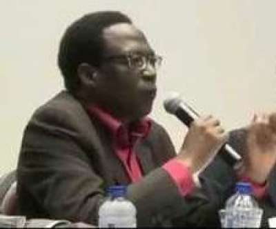 Ijambo rishikirijwe  na  Nyangoma, umukuru wa CNDD, ku munsi mpuzamakungu wahariwe akazi n'abakozi kw'isi.