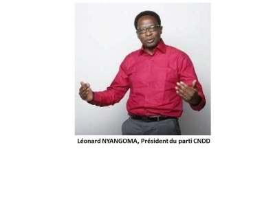 Mémorandum du CNDD au sujet des négociations d'Arusha, adressé à Son Excellence BENJAMIN WILLIAM MKAPA, facilitateur du dialogue inter-burundais.