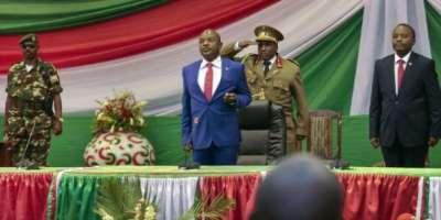 Burundi : l'Assemblée nationale vote en faveur du retrait de la CPI