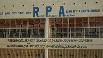 Affaire de la RPA au Burundi: l'Union Européenne  demande la libération de Rugurika
