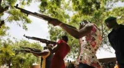 Zone Mvugo de la commune de Nyanza-Lac devenue le centre de formation des miliciens Imbonerakure.